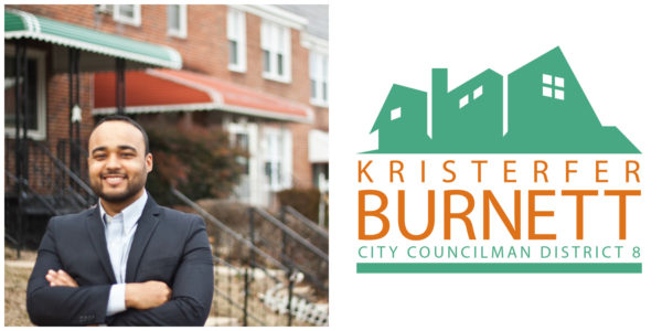 Meet Councilman Kristerfer Burnett