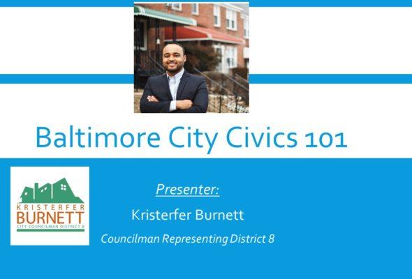 Civics 101 Presentation