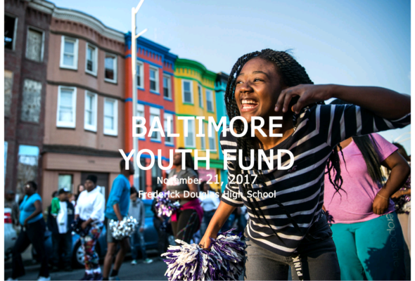 Baltimore City Youth Fund FAQ 2017