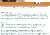 ICYMI Fair Election Fund Baltimore City