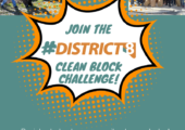 #District8 Community Clean Up Challenge 2019